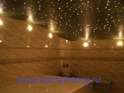Светильники для хамама!-Доставка по РФ.