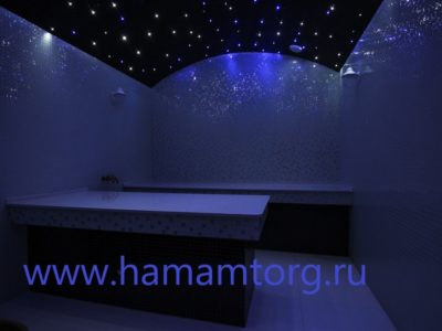 Звездное небо для хамама! - Доставка по РФ.